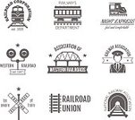 Banner,Direction,Speed,Travel,Steam Train,Transportation,Locomotive,Passenger,Road,Traffic,Sign,Style,Ilustration,Semaphore Flag,Black Color,Steam,Badge,premium,Set,Quality Control,Postage Stamp,Comfortable,Conductor,Railroad Station Platform,Railroad Track,Corporate Business,Tunnel,Office Interior,Ticket,Lighting Equipment,Night,Cabin Crew,Station,Train,Vector,Design,Isolated,Label,Elegance,Design Element,Symbol,Ribbon,Insignia