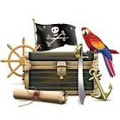 Macaw,Shipping,Ship,Death,Sea,Wealth,Island,Sword,Wheel,Flag,Saber,Paper,Seal - Stamp,Adventure,Billboard Posting,Chest,Old-fashioned,Old,Dresser,Trunk,Bronze,corsair,Computer Icon,Symbol,freebooter,Rolled Up,Gold Colored,Pirate,Pirate Flag,Vector,Passenger Ship,Human Skull,Black Color,Industrial Ship,Abundance,Steering Wheel,Cutlass,Rope,Parrot,Treasure Chest,Parakeet,Human Bone,Document,Poster,buccaneer,Retro Revival,Cartography,Map,Bronze,Scroll Shape,Wood - Material,Plan,Crate,Label,Gold,Anchor,seafarer,Treasure