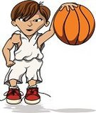 Basketball,Basketball - Sport,Little Boys,Sport,Child,Dribbling,Ball,Sports Shoe,Attitude,Anger,Aggression,Athlete,Recreational Pursuit,Determination,Sports Training,Sports Uniform,Leisure Activity,Furious