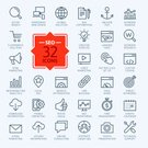Symbol,Social Networking,Vector,Video,Support,web icons,Computer Network,Pay Per Click,Responsive Web Design,Mobile Phone,Link Building,Like Hand,creative ideas,Custom Coding,Illustration,Collection,Set,IT Support,Seo Icons,Viral Marketing,Outline,E-mail Marketing,ranking,Search Engine,keyword,Landing Page,Big Data,Marketing,download icon,Business,Anchor - Vessel Part,Time