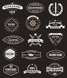 Sign,Retro Revival,Placard,Old-fashioned,Digitally Generated Image,Design,Symbol,Colors,Decoration,Classic,Store,Insignia,Banner,Ornate,Style,Badge,Text,Workshop,Business,Stability,Vector,Simplicity,Black Color,Elegance,Design Element,Label,Scroll Shape