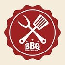 Equipment,Seal - Stamp,Grilled,Vector,Restaurant,Barbecue,Barbecue Grill,Invitation,Chef,Picnic,Lunch,Computer Graphic,Symbol,Food,Summer,Cooking,Party - Social Event,Heat - Temperature,Meal,Sign,Label,Menu,Design,Gourmet,Roasted,Ilustration,Digitally Generated Image