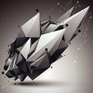 Origami,Ilustration,Diminishing Perspective,Geometric Shape,Backdrop,Colors,Engineering,Distorted,Futuristic,Technology,Connect the Dots,Grayscale,Composition,Internet,On Top Of,Facet,Design Element,Asymmetry,Black And White,Fractal,Vector,Design,Triangle,Concepts,Motion,Two-dimensional Shape,Three-dimensional Shape,Grid,Spotted,Gray,Black Color,Backgrounds,Striped,Single Object,Abstract,Connection