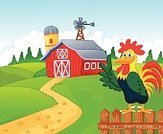 Posing,Nature,Landscaped,Showing,Red,Vector,Smiling,Ilustration,Fun,Cheerful,Waving,Cockerel,Humor,Field,Feather,Waving,Windmill,Mascot,Rooster,Animal,Looking At Camera,Poultry,Symbol,Street,Cartoon,Characters,Happiness,Front or Back Yard,Green Color,Farm,Chicken,Cute,Village