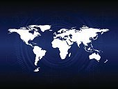 Vector,Ilustration,Computer Graphic,Design,Map,Backgrounds,World Map