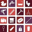 Symbol,Set,Silhouette,Variation,Computer Icon,Vector,Faucet,Hygiene,Domestic Bathroom,Collection,Water,Domestic Life,Bar Of Soap,Cleaning,Toilet Paper,Hand Mirror,Shower,Rubber Duck,Toilet,Perfume,Cooking Pan,Comb,Infographic,Drawing - Art Product,Design,Sign,Application Software,Simplicity,Hair Dryer,Bathtub,Flat,Series,Garbage Bin,Towel,Washing Dishes,Scissors,Clean,Plumber,Toothbrush,Washing,Tube,Equipment,Razor
