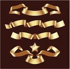 Design,Banner,Gold Colored,Victorian Style,Computer Graphic,Ribbon,Label,Computer,Gold,Retro Revival,Scroll Shape,Pennant,Shape,Sign,Decoration,Symbol,Curled Up,Style,Moving Up,Vector,Computer Icon,Set,Information Medium,Striped,Isolated,Yellow,Color Image,No People,Ornate,Vector Icons,Single Object,Isolated Objects,Collection,Ilustration,Elegance,Illustrations And Vector Art