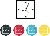 Square Shape,Square,Shape,Computer Icon,Circle,Time,Watch,Clock