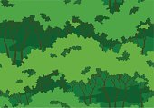 Seamless,Forest,Tree,Backgrounds,Pattern,Repetition,Green Color,Woodland,Landscape,Leaf,Nature,Vector,Park - Man Made Space,Plant,Continuity,Fabric Swatch,Computer Graphic,Landscaped,Abstract,Summer,Outdoors,Scenics,Branch,Tranquil Scene,Design Element,Image,Design,Ilustration,Clip Art,Nature Abstract,Color Image,Landscapes,Wallpaper Pattern,Illustrations And Vector Art,No People,Ornate,Nature