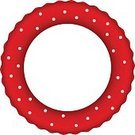 Travel,Security,Swimming Pool,Toy,Water,Pool Ring,Swimming,Play,Float,Circle,Sea,Vector,Rubber,Beach,Floating On Water,Inflatable,Red,Beach Items,Rescue,Playing,Help,Swimming Ring,White,Equipment,Isolated,Safety,Summer,Life Belt,Lifeguard,Baby,Inside Of,Buoy,Vacations,Spotted