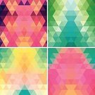 Abstract,Design,Wallpaper Pattern,Triangle,Geometric Shape,Backgrounds,Pattern,Mosaic