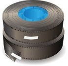 Film,Adhesive Tape,Movie,Film Reel,Rolled Up,Short - Length,Camera - Photographic Equipment,Film Industry,Sprocket,Old,Camera Film,Frame,Photography,Cellulose,Plastic,Negative,Acetate,35 mm,Silver Colored,Arts And Entertainment,Blue,Hole,Photography Themes,Film Stock,Cinema,Isolated Objects,motion pictures,Torn,Tempera Painting,Multi-Layered Effect,Isolated-Background Objects,Shiny,coating,Objects with Clipping Paths,Gray,Silver - Metal