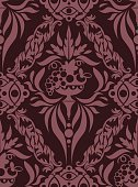 Decor,Symbol,Old-fashioned,Backgrounds,Ornate,Illustration,No People,Vector,Retro Styled,2015