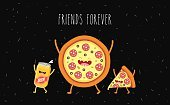 Slice,Friends - Television Show,Drink,personage,Party - Social Event,Drinking,Vector Cartoons,Friends Forever,Carton,Pub,Caricature,Salami,pizza slice,Food,Beer Bottle,Pizza Restaurant,Pizza And Beer,Pizza Ingredients,Pint Glass,Pizza,Ilustration,Drinking Beer,Pub Food,Comic Characters,Beer Label,Cartoon,Fast Food Restaurant,Snack