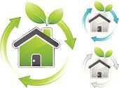 House,Green Color,Residential Structure,Sign,Environment,Built Structure,Construction Industry,Circle,Recycling Symbol,Nature,Recycling,Symbol,Environmental Conservation,Computer Icon,Vector,Architecture,Window,Design,Pollution,Arrow Symbol,Leaf,Curve,Door,Internet,Building Exterior,Sparse,Simplicity,Plant,Growth,Vector Icons,Illustrations And Vector Art,Homes,Architecture And Buildings,Nature,Nature Symbols/Metaphors