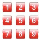 Interface Icons,Red,Glossy Button,Design,Number,Phone Icon,Isolated,Red Buttons,Symbol,Number 5,Number 8,Number 3,Number 6,Set,Icon Design,vector icon,Counting,Position,Vector,Sign,Computer Graphic,Digitally Generated Image,Ilustration,Positioning,Decimal Point,App Icon,Shape,web icon,Number 7,Number 2,Number 9,Number 4,Collection,Internet,Icon Set,Number 1