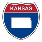 White Background,Badge,Cut Out,American Culture,Design Element,268399,USA,Clipping Path,Kansas,Sign,Photography,Travel,Symbol,Design,Interstate,Square,Map,Highway,2015,No People,Transportation