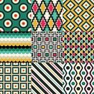 Pattern,Backgrounds,Repetition,Abstract,Illustration,Group Of Objects,No People,Vector,Geometric Shape,2015,Seamless Pattern