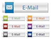 Letter,Internet,Letter,Computer Icon,Push Button,Envelope,E-Mail,'at' Symbol,Illustration,No People,Vector,2015