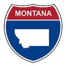 White Background,Badge,Montana,Cut Out,American Culture,Design Element,268399,Computer Icon,USA,Clipping Path,Sign,Photography,Travel,Symbol,Design,Interstate,Square,Map,Highway,2015,No People,Transportation
