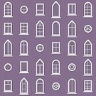 Image,Symbol,Architecture,Construction Industry,Residential District,Window,Shape,Blue,Circle,Modern,Plastic,Backgrounds,Symmetry,Abstract,Domestic Life,Window Sill,Illustration,No People,Vector,Typology,Background,Single Object,2015,81352