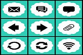 Internet,Information Medium,Advice,Keypad,Social Issues,Black Color,Telephone,Mobile Phone,Icon Set,Computer,Sparse,Retail,Cut Out,Technology,Connection,Used,Finance,Button,Design Element,Flat,Mail,Message,Searching,268399,Direction,Computer Icon,Simplicity,Silhouette,Horizontal,60500,Pattern,Time,Arrow Symbol,Part Of,Sign,Mobile App,Photography,Pattern,Data,Directional Sign,Symbol,E-Mail,Illustration,Communication,Multimedia,Downloading,Shopping,Design,www,Envelope,Keypad,Collection,Global Communications,Computer Network,Business,Wireless Technology,Computer Software,2015,Ideas,Web Page,Cloud - Sky,Arrow - Bow and Arrow
