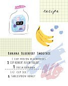 Bottle,Refreshment,Healthy Lifestyle,Energy,Ornate,Vegan Food,Milk Bottle,Remote,Isolated,freehand,Fun,Creativity,Blueberry,Drawing - Activity,Pastel Colored,Smoothie,Food,Vector,Ingredient,Pastel Crayon,Cute,Watercolor Paints,Blended Drink,Sketch,Scarcity,Exoticism,Lifestyles,Illustration,Milkshake,Healthcare And Medicine,Recipe,Banana,Dieting,Healthy Eating,Drink,Drinking,Organic,Doodle,Chalk Drawing,Crayon,Fruit,Freshness,Bizarre,Jar,Summer,Juice,Vitamin,Sport,Watercolor Painting,Pastel Drawing,Detox
