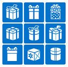Package,Computer Graphics,Event,Symbol,Gift,Connection,Horizontal,Birthday,Giving,Christmas,Blue,Day,Package,Computer Graphic,Anniversary,Birthday Present,Christmas Present,Illustration,Celebration,Giftware,Collection,Single Object,2015,Gift Box,Gift Icon