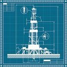 Grid,Gasoline,Fossil Fuel,Exploration,Natural Gas,Fuel and Power Generation,Illustration,Construction Platform,Petroleum,Industry,Printout,Close-up,White,template,Tower,Silhouette,Plan,Length,Scale,Engineering,Pattern,Technology,Vector,Oil Pump,Diesel,Drill,Drilling,Construction Industry,Business,Pipe - Tube,Oil Industry,Oil Rig,Equipment,Computer Graphic,Concepts,Backgrounds,Architect,Blue,Planning,Striped,Geometric Shape,Graph,Blueprint