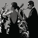 Music,Invitation,Jazz,Saxophonist,Trumpet,Adulation,Poster,Equipment,Music Festival,Vector,Pencil Drawing,Painted Image,Afro,Play,Art,Saxophone,Singer,Design,Piano,Bass,Brass Band,Style,Illustration,Cultures,Sound,Drawing - Art Product,Performer,Acoustic Guitar,Popular Music Concert,Musician,Acoustic Instrument,Pianist,Musical Instrument,African Ethnicity,Double Bass,Leisure Activity,Hobbies,Placard,Guitar