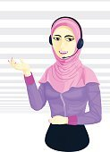 Clean,Communication,Assistance,Connection,Correspondence,Business,Human Body Part,Human Hand,Microphone,Occupation,Customer Service Representative,Voice,Gesturing,Pink Color,Purple,Multi Colored,Modern,Neat,Part Of,Headset,Religion,Islam,Beauty,Adult,Button Down Shirt,Veil,Global Communications,Illustration,Religious Veil,Communication Problems,Hands-free Device,Females,Women,Call Center,Vector,Fashion,Arabic Style,Service,Religious Dress,Hijab,Wireless Technology,Beautiful People,Shirt,Bluetooth,2015,Friendly Face,Single Voice,Fashionable,Service,Businesswear