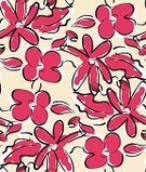 Flower,Pattern,Seamless,Floral Pattern,Textile,Scribble,Style,Leaf,Wallpaper Pattern,Incomplete,Red,Focus On Background,Beige,Drawing - Activity,Drawing - Art Product,Ilustration,seamless tile,Vector,Vector Backgrounds,Vector Florals,Illustrations And Vector Art,seamless pattern,Bush,hand drawn