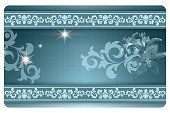 Decor,Gift,Business,Horizontal,Star Shape,Lily,Decoration,Backgrounds,Frame,Greeting Card,Ornate,Abstract,Illustration,Template,Floral Pattern,Glowing,No People,Single Flower,2015,Visiting Card