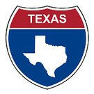 Symbol,Sign,Transportation,Square,Design,Map,USA,American Culture,Texas,Computer Icon,Cut Out,Badge,Highway,No People,Photography,Clipping Path,Travel,White Background,Interstate,2015,Design Element,Gulf Coast States,268399