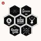 Quality,Elegance,Symbol,Sign,Business,Retail,Drawing - Art Product,Label,Shape,Star Shape,Backgrounds,Percentage Sign,Badge,Rubber Stamp,Short Phrase,Laurel Wreath,Illustration,Woodcut,Engraved Image,Parchment,No People,Vector,Retro Styled,Fleur De Lys,Number 100,Premium - Film Title,2015,Design Element,eps10,268399,111645