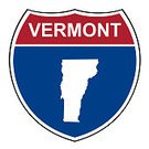 White Background,Badge,Cut Out,American Culture,Design Element,268399,Computer Icon,USA,Clipping Path,Sign,Photography,Travel,Symbol,Design,Interstate,Square,Map,Vermont,Highway,2015,No People,Transportation
