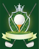 Golf,Sign,Golf Ball,Badge,Sport,Golf Club,Tee,Shielding,Coat Of Arms,Frame,Symbol,Golf Course,Vector,Backgrounds,Crown,Ribbon,Computer Icon,Metal,Team,Green Color,Grass,Plan,Ancient Olympic Games,Teamwork,Shield,Ilustration,Design,Sports Team,Steel,Image,US Open,Scroll Shape,Competition,Symmetry,PGA,Leisure Games,Laurel Wreath,Competitive Sport,Woodland,Shiny,Silver - Metal,Relaxation,Leisure Activity,Teeing Off,Isolated,Leaf,Banner,Placard,White,Award,Metallic,Silver Colored,Success,Recreational Pursuit,First Place,Ball,Equipment,Winning,Sports Equipment,Insignia,Award Ribbon,Putting Green,Remote,Lawn,Blank,Oceania Insignia,No People,Sphere