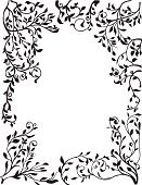 Frame,Scroll,Ornate,foliagé,Tree,Leaf,Black Color,Branch,Scroll,Scroll Shape,Swirl,Victorian Style,Elegance,Luxury,Bush,Vector,Lush Foliage,Abstract,Drawing - Activity,Pencil Drawing,Ilustration,Design Element,Drawing - Art Product,Vector Florals,Curled Up,Arts Abstract,Arts And Entertainment,Illustrations And Vector Art,Arts Backgrounds