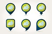 Computer Graphics,Food,Sweet Food,Beehive,Nature,Navigational Equipment,Map,Honeycomb,Hexagon,Position,Direction,Bee,Computer Icon,Computer Graphic,Color Image,Honey,Pointer Stick,Illustration,Flat,Positioning,Wax,Healthy Eating,Vector,Cartography,Animated Cartoon,Cell,Beeswax,65260,2015,Cartography