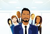 People,Teamwork,Leadership,Business,Asia,Multi-Ethnic Group,Occupation,Business Person,Manager,USA,Black Color,Meeting,Adult,Recruitment,Illustration,Flat,Employment And Labor,Group Of People,Men,Females,Women,Businessman,Businesswoman,Vector,African Ethnicity,2015