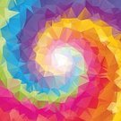 Bright,Computer Graphics,Illusion,Creativity,Wallpaper,Design,Colors,Shape,Bright,Multi Colored,Square Shape,Pattern,Modern,Rainbow,Wheel,Backgrounds,Palette,Computer Graphic,Triangle Shape,Spectrum,Abstract,Illustration,Flat,Textured,No People,Vector,Geometric Shape,Backdrop,2015,Color Gradient,Kaleidoscope - Pattern