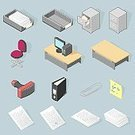 Isometric,Office Interior,Paper,Desk,Stack,Document,Filing Cabinet,File,Rubber Stamp,Computer,Organization,Computer Icon,Chair,Filing Tray,Inbox,Business,Desktop PC,Heap,Filing Documents,Ring Binder,Vector,Working,Occupation,Contract,List,Data,Ilustration,Adhesive Note,Note Pad,Office Supply,Outbox,Communication,Set,Connection,Open,Reminder,Printout,Global Communications,To Do List,Paper Clip,Global Business,Drawing - Art Product,Lined Paper
