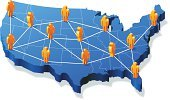 USA,Map,Unity,Computer Network,Communication,Marketing,People,Cartography,Connection,Internet,Business,Three-dimensional Shape,E-Mail,Global Communications,Vector,Teamwork,Conference Call,Recruitment,Meeting,Election,Cooperation,Strategy,Research,Organized Group,Leadership,Connect the Dots,Discussion,Success,Sharing,Government,Plan,Planning,Politics,North America,Solution,Manager,Ideas,Business Travel,Diagram,Togetherness,Agreement,Business Relationship,Inspiration,Blue,Giving,Thinking,Ilustration,Isolated On White