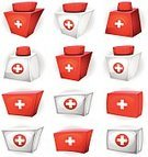 Package,Safety,Symbol,Sign,Bottle,Box - Container,Assistance,Rescue,Medicine,Business,Retail,Healthcare And Medicine,Illness,Doctor,Emergency Services Occupation,Store,Red,Cross Shape,Closed,Leisure Games,Hospital,Package,Accidents and Disasters,Grilled,Crate,Flask,Laboratory Glassware,Pharmacy,Delivering,Urgency,Illustration,Cartoon,Vector,Service,Emergency Sign,First Aid Kit,Pill,First Aid,Article,Single Object,2015,Ui,81352,Service,103397