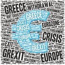 Concepts & Topics,Concepts,Simplicity,Symbol,Problems,Business,Finance,Text,Square,Europe,Design,Greece,Removing,Greek Culture,Cut Out,Euro Symbol,Single Word,Illustration,No People,Vector,European Union Currency,Debt,European Culture,White Background,Ideas,Eurogroup,2015,Crisis,square crop,Word Cloud,Grexit,60500