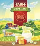 Bright,Sun,Food and Drink,Built Structure,Drink,Food,Village,Table,Dairy Product,Agriculture,Environment,Nature,Text,Rural Scene,House,Jug,Cheese,Cream,Pollution,Design,Animal Markings,Farm,Ranch,Milk,Building - Activity,Harvesting,Bright,Cow,Pattern,Flower,Crop,Sky,Sun,Cloud - Sky,Daisy,Summer,Landscape,Field,Hill,Mountain,Mountain Range,Sunrise - Dawn,Day,Meadow,Sunlight,Backgrounds,Beige,Dairy Farm,Illustration,Blank,Copy Space,Group Of Objects,Cloudscape,Healthy Eating,Non-Urban Scene,Vector,Merchandise,Residential Building,Landscaped,Milk Bottle,Milk Jug,Vibrant Color,Brightly Lit,Background,Friendly Match,2015,House,Match - Sport,Country - Geographic Area,60527