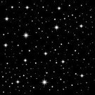 Star - Space,Star Shape,Night,Sky,Backgrounds,Shiny,Star Field,Space,Black Color,Vector,Galaxy,White,Dark