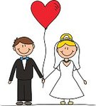 Character,Computer Graphics,Simplicity,Love,Happiness,Romance,Balloon,Drawing - Art Product,Bride,Bridegroom,Smiling,Holding,Heterosexual Couple,Married,Wedding,White Color,Heart Shape,Computer Graphic,Adult,Announcement Message,Cut Out,Greeting Card,Cute,Honeymoon,Wedding Ceremony,Veil,Illustration,Celebration,Cartoon,Inviting,Sketch,Men,Women,Doodle,Vector,Characters,Invitation,Couple - Relationship,Husband,Wife,2015,Newlywed,66454