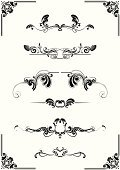 Frame,Victorian Style,Ornate,Corner,Floral Pattern,Baroque Style,Decoration,Flower,Growth,Vector,Design,Retro Revival,Sign,Old,Design Element,Insignia,Old-fashioned,Rococo Style,Angle,Symbol,Black Color,Vignette,Art,Grunge,Computer Graphic,Abstract,Ilustration,Silhouette,Ancient,Modern,Greeting,Classical Style,Symmetry,Curve,Isolated On Black,Part Of,Isolated,Isolated-Background Objects,Vector Ornaments,Arts Abstract,Illustrations And Vector Art,Arts And Entertainment,Isolated Objects