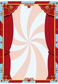 Circus,Traveling Carnival,Curtain,Theatrical Performance,Stage Theater,Poster,Frame,Backgrounds,Catwalk - Stage,Traditional Festival,Art,Red,Vortex,Striped,Star Shape,Exhibition,Entertainment,Party - Social Event,Arriere-plan,Birthday,Fete,Transparent,Blue,Performing Arts Event,Design Element,Illustrations And Vector Art,Arts And Entertainment,Celebration,Vector Backgrounds,Gold Colored,Holidays And Celebrations,Appointment,Color Image,Translucent,Beautiful,Floral Pattern